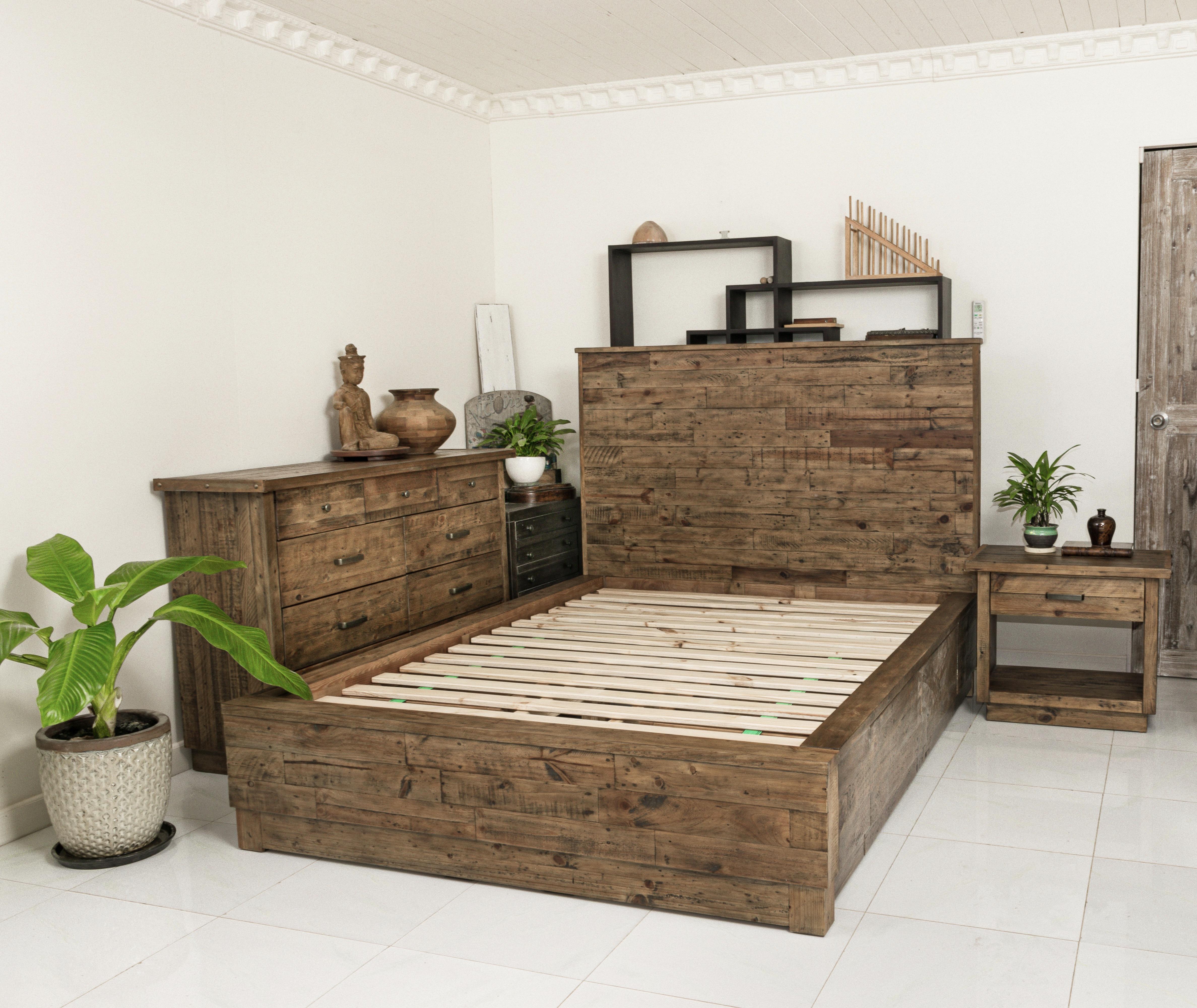 Austin Bedroom Set- 4 Piece